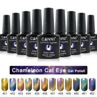 Гель лак CANNI Cat Eye Хамелеон 7.3мл