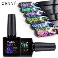 Гель лак CANNI Peacock 7.3ml