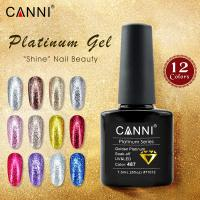 Гель лак CANNI Platinum gel 7,3мл