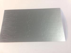 173 Слайдер-дизайн металлизированный серебро