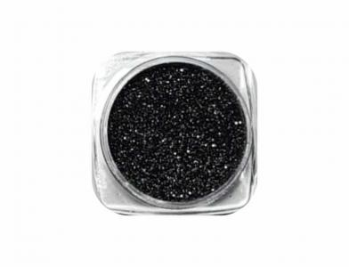 Светоотражающий FLASH GLITTER (черный)