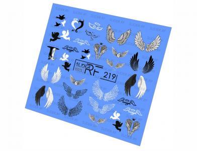 219 Слайдер-дизайн RF