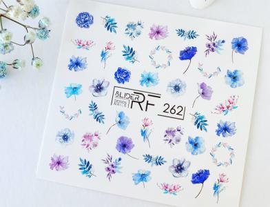 262 Слайдер-дизайн RF