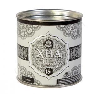 ХНА для биотату и бровей Черная Grand Henna 15гр