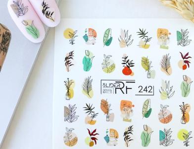 242 Слайдер-дизайн RF