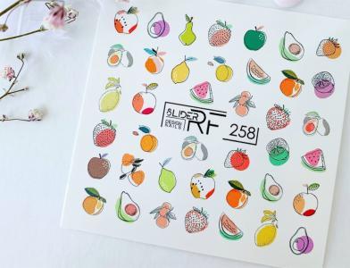 258 Слайдер-дизайн RF