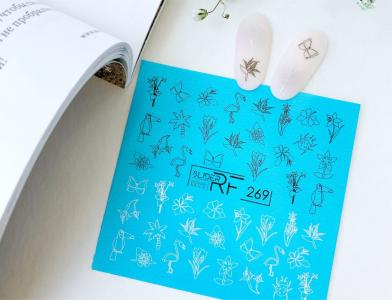 269 Слайдер-дизайн RF