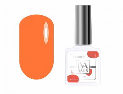 10 Rubber Base COLOR IVA Nails 8ml