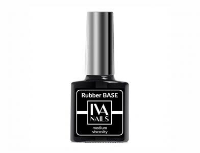 Rubber Base Medium Viscosity IVA Nails 8ml