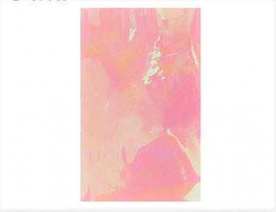 Фольга битое стекло (светло-розовый)