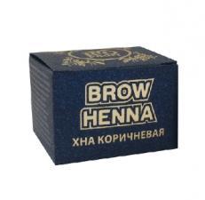 Хна для бровей (коричневая) Rio Profi