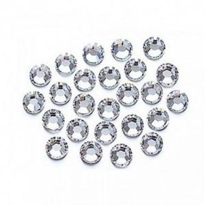 Стразы стекло (белые)   SS4 (100 шт)