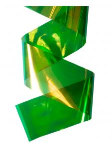 Фольга битое стекло (зеленый) 1метр