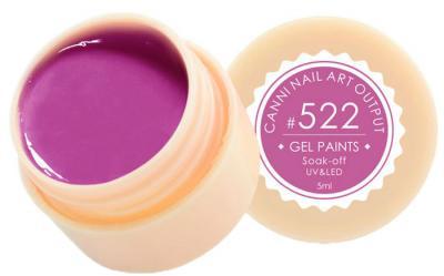 522 Gel Paint Гель краска 5мл