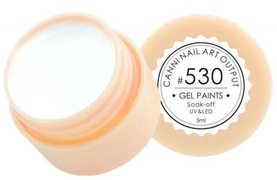 530 Gel Paint Гель краска 5мл