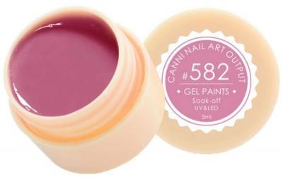 582 Gel Paint Гель краска 5мл