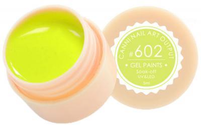 602 Gel Paint Гель краска 5мл