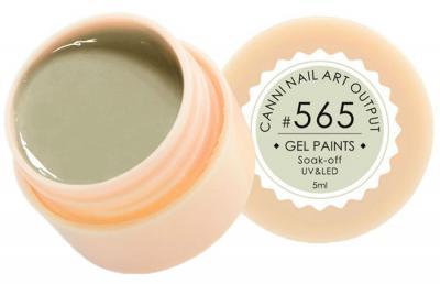 565 Gel Paint Гель краска 5мл