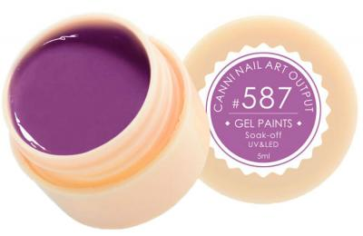 587 Gel Paint Гель краска 5мл
