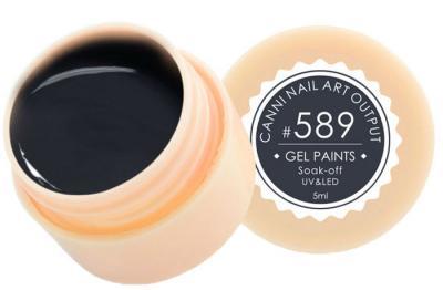 589 Gel Paint Гель краска 5мл