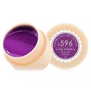 596 Gel Paint Гель краска 5мл