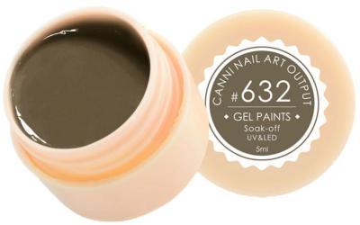 632 Gel Paint Гель краска 5мл