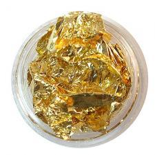 Фольга сусальное золото