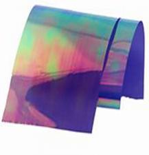 Фольга битое стекло хамелеон (1м)
