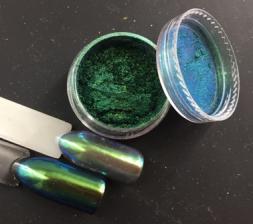 Зеркальная втирка Voyage 04453 Chameleon mirror powder