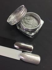 Зеркальная втирка Voyage 04711 Silver Chrome powder