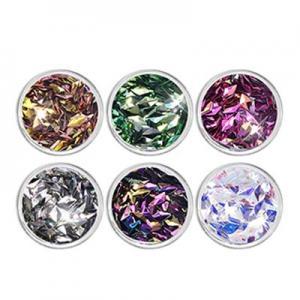 Дизайн кристалл голографик в банках 2.5гр