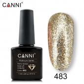483 Гель лак CANNI Platinum gel 7,3мл