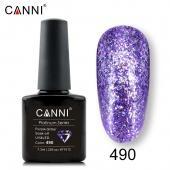 490 Гель лак CANNI Platinum gel 7,3мл
