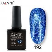 492 Гель лак CANNI Platinum gel 7,3мл