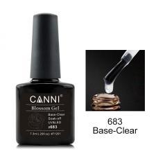683 CANNI Blossom gel 7,3ml (прозрачная основа для растекания)