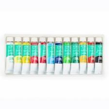 Акриловые краски (набор 12 шт)
