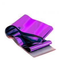 Фольга переводная фиолетовая 1м