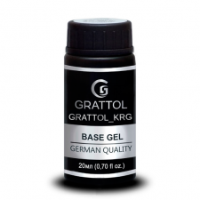 База каучуковая Grattol Rubber Base Gel 20ml