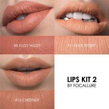 FA22 Lipstick Pen-Kit 2#  (16064-2)(Набор помад)