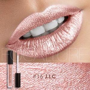 FA24 Metallic waterproof lipstick -16#  (16065-16)(Металлическая водоустойчивая губная помада)