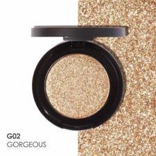 FA25 Glitter eyeshadow-G02#  (11108-G02)(Блеск тени для век)
