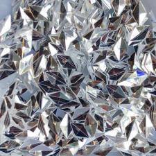 Дизайн серебро ромб в банках 2.5гр