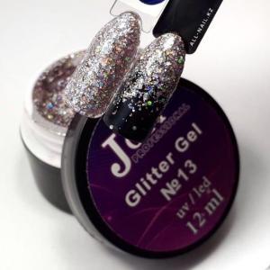 13 Glitter Gel  Joli Professional 12ml