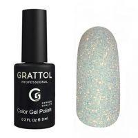 01 Гель-лак Grattol OS Opal