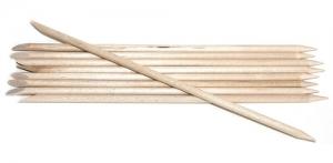 Палочка маникюрная из апельсинового дерева 7,5см