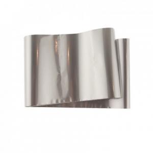 Фольга переводная матовая серебро 1м