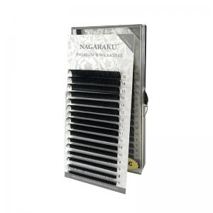 Ресницы Nagaraku MIX L 0.10 (7-15мм)