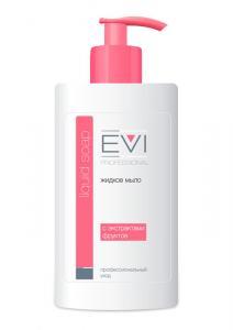 Жидкое мыло с экстрактом фруктов EVI professional 450мл дозатор