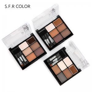 Палетка теней для бровей S.F.R color