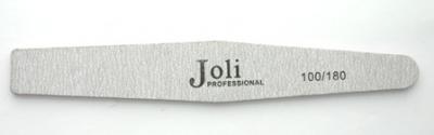 Пилка маникюрная серая JOLI (ромб)  100/180